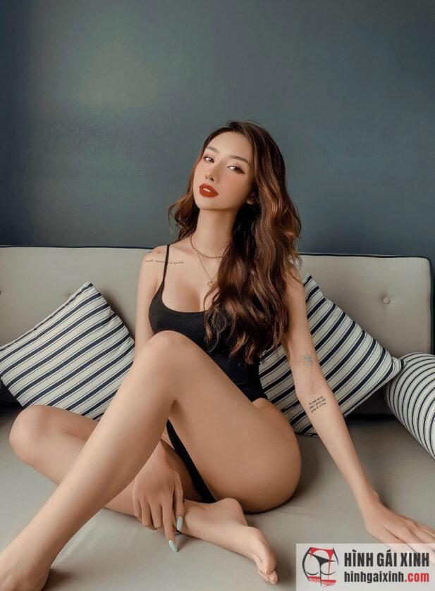 Ảnh sexy bikini Hot girl Thanh Huyền (Gà Bông)